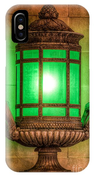 Antique Lantern IPhone Case