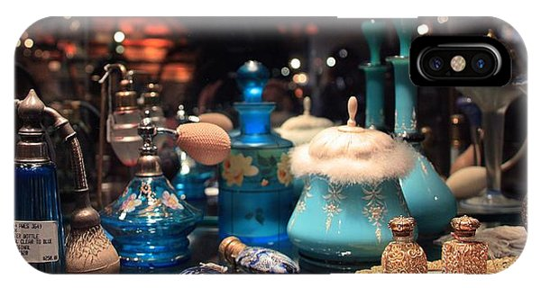 Antique Perfume Bottles IPhone Case