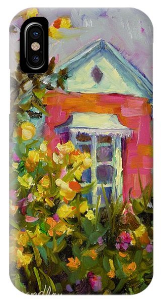 Antoinette's Cottage IPhone Case