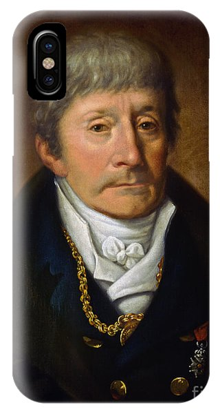 Antonio Salieri, Italian Composer IPhone Case