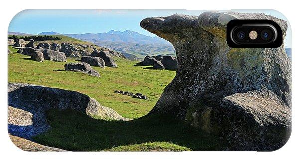 Anvil Rock IPhone Case