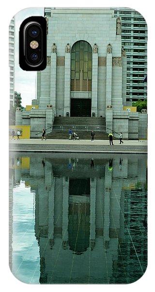 Anzac Memorial IPhone Case