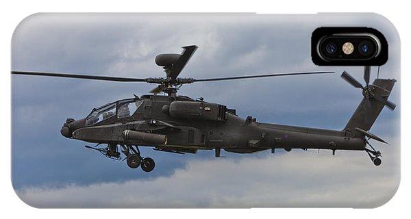 Apache Power IPhone Case