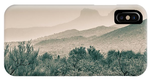 Apache Trail IPhone Case