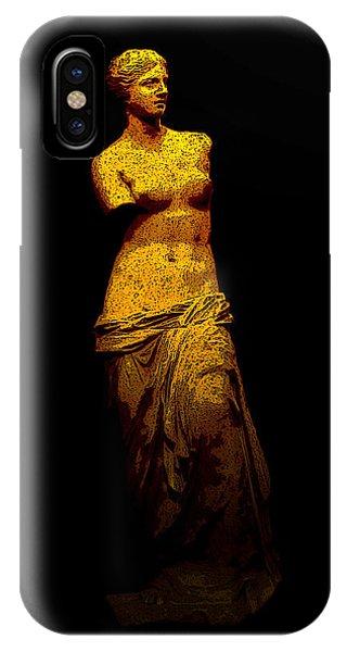 Aphrodite Of Milos IPhone Case