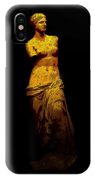 Aphrodite Of Milos IPhone Case