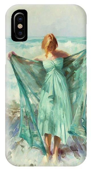 Goddess iPhone Case - Aphrodite by Steve Henderson