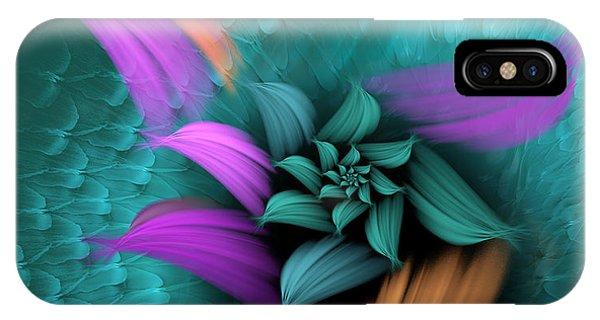 Apo Flower IPhone Case