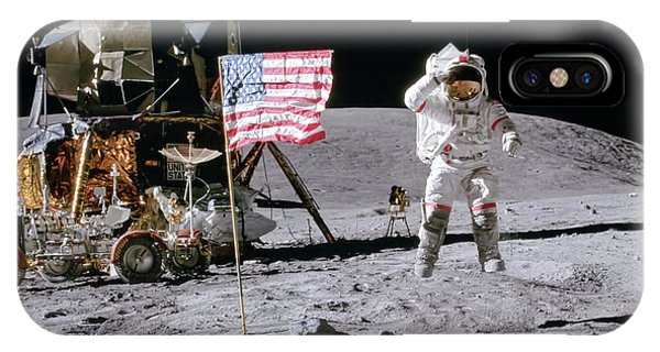 Apollo 16 IPhone Case