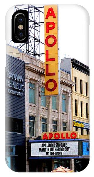 Apollo Theater IPhone Case