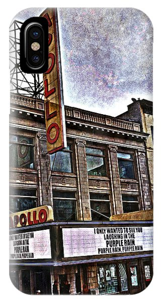Apollo Theatre, Harlem IPhone Case