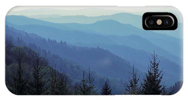 Appalachian Blue IPhone Case