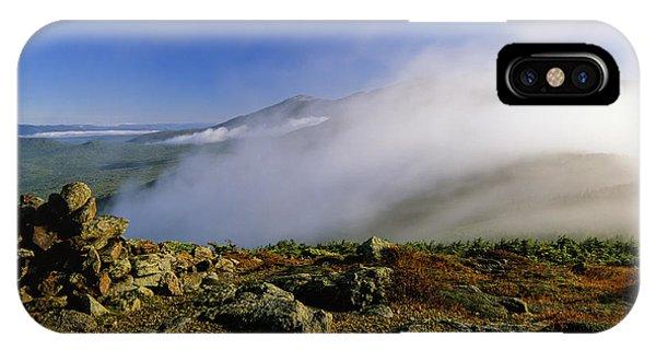 Appalachian Trail - White Mountains New Hampshire Usa IPhone Case