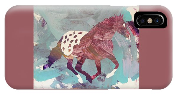 Appaloosa IPhone Case