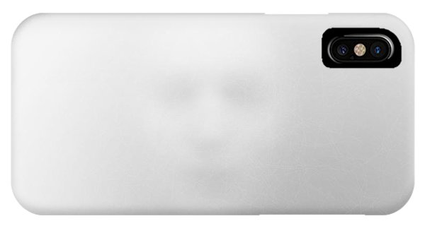 Illusion iPhone Case - Apparition by Gianni Sarcone