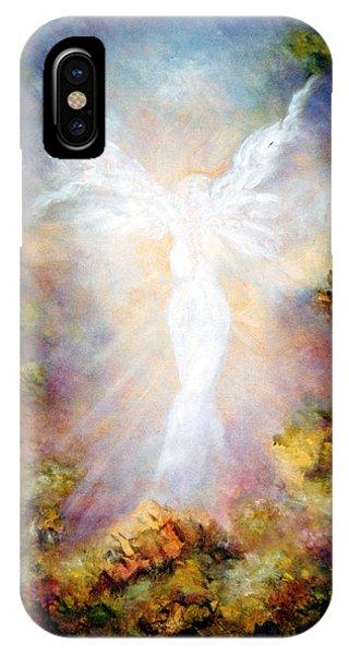 Apparition II IPhone Case