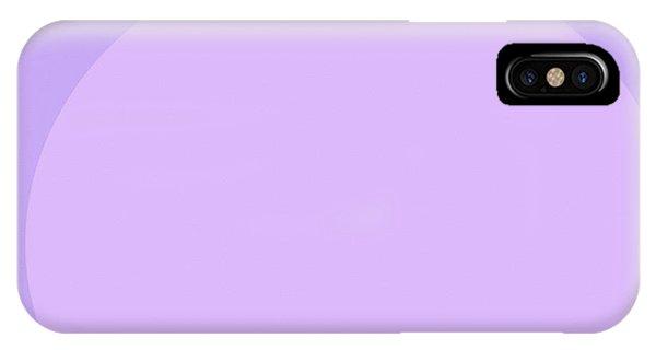 Violet iPhone Case - Apple by Alex Caminker