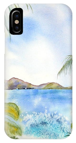 Apple Bay Wave IPhone Case