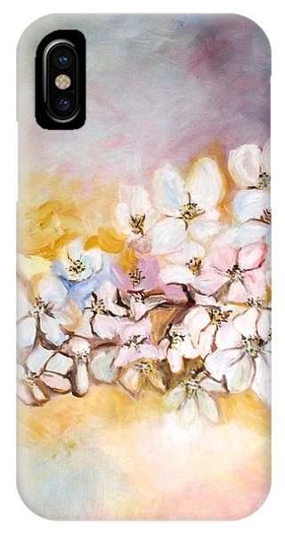 Apple Blooms IPhone Case