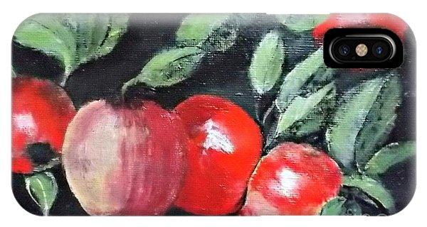 Apple Bunch IPhone Case