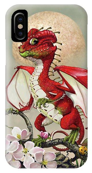 Apple Dragon IPhone Case