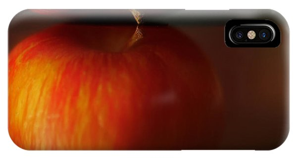 Apple Reflection IPhone Case