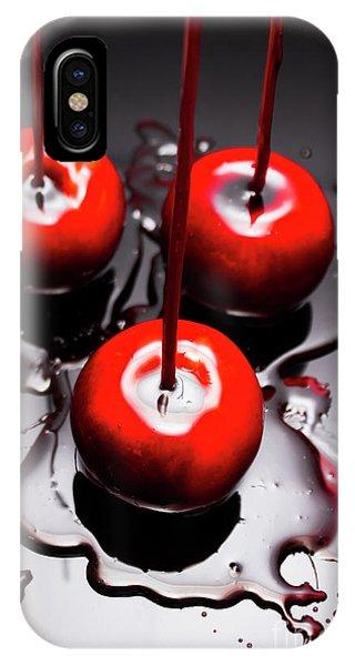 Soft Focus iPhone Case - Apple Taffy Still Life. Halloween Treats by Jorgo Photography - Wall Art Gallery