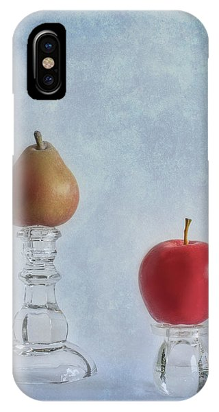 Apples To Pears IPhone Case