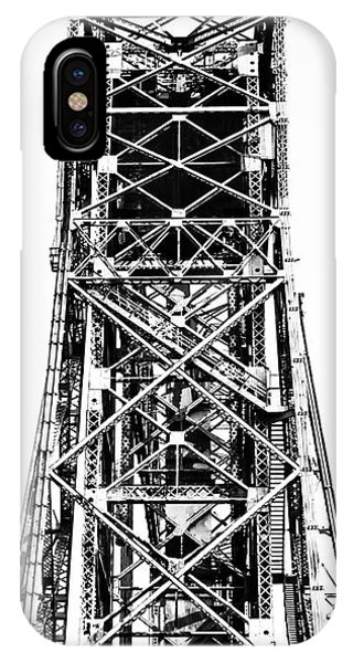 Aerial Lift Bridge-duluth, Mn IPhone Case
