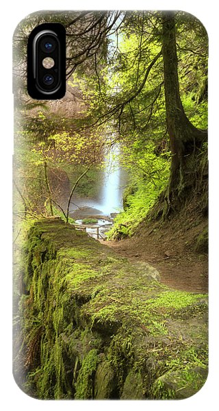 Approaching Latourell IPhone Case