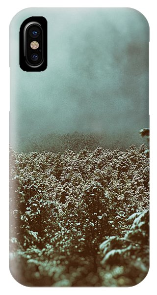 IPhone Case featuring the photograph Approaching Storm by Jason Coward