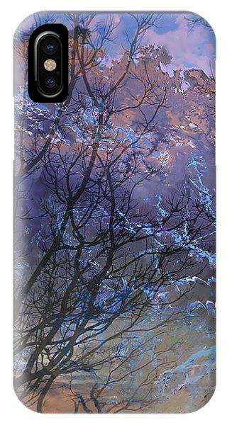 Spring Rain IPhone Case