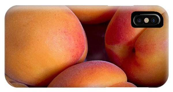 IPhone Case featuring the photograph Apricots by Cristina Stefan