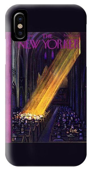 New Yorker April 16 1949 IPhone Case