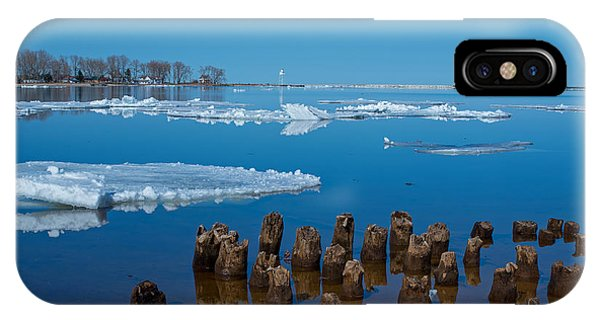 April Ice IPhone Case