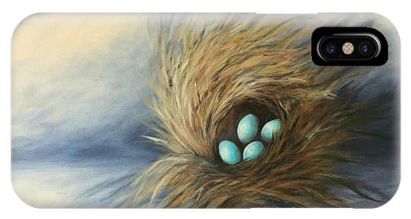 iPhone Case - April Nest by Torrie Smiley