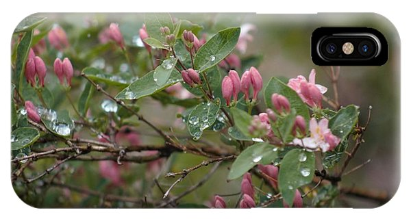 April Showers 6 IPhone Case