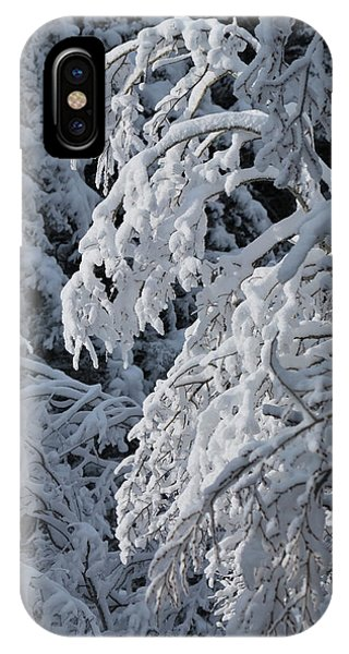April Snow IPhone Case