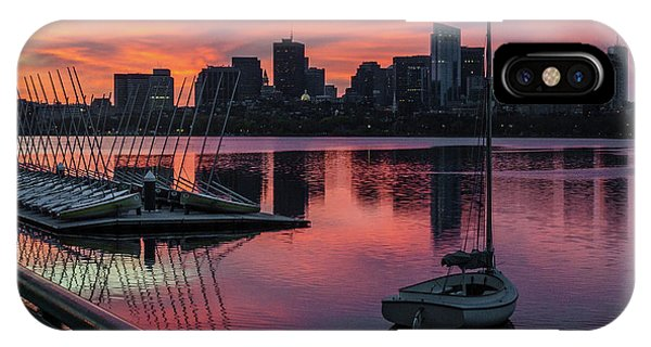 April Sunrise Phone Case by Mike Ste Marie