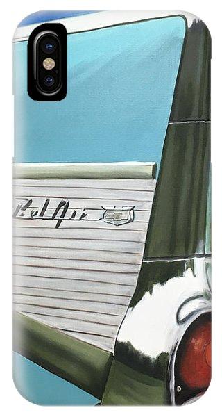 Aqua Fin IPhone Case