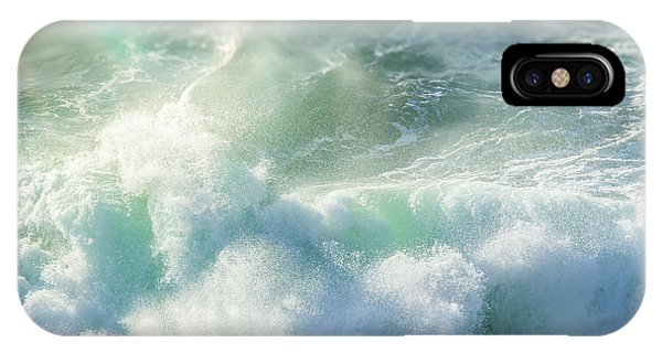 Aqua Surge IPhone Case