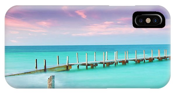 Aqua Waters  IPhone Case