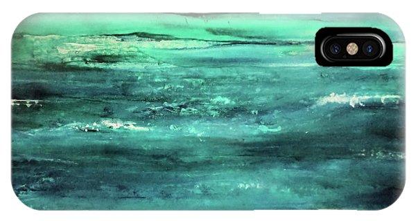 Aquamarine  IPhone Case