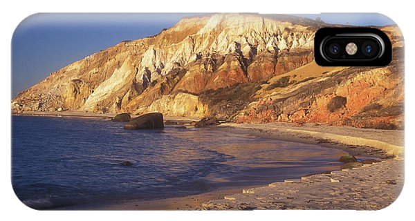 Aquinnah Gay Head Cliffs IPhone Case