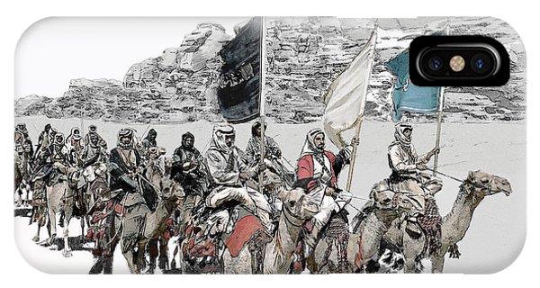 Arabian Cavalry IPhone Case