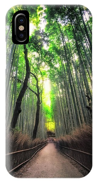 Arashiyama In Kyoto, Japan IPhone Case