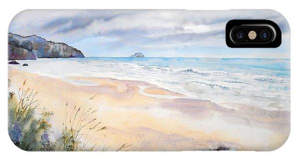 Arcadia Beach, Oregon IPhone Case