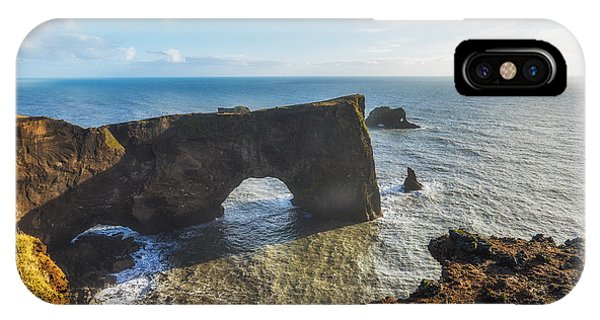 IPhone Case featuring the photograph Arch by James Billings
