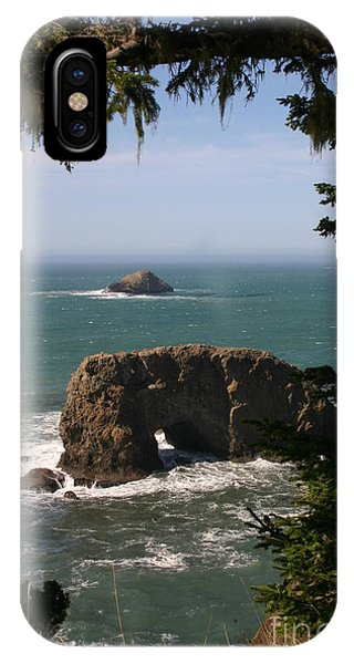Arch Rock View IPhone Case