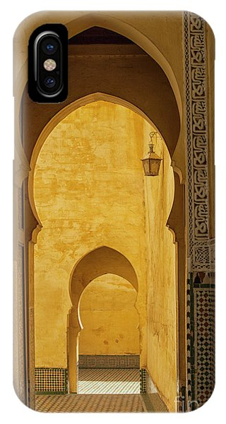 Arched Doors IPhone Case